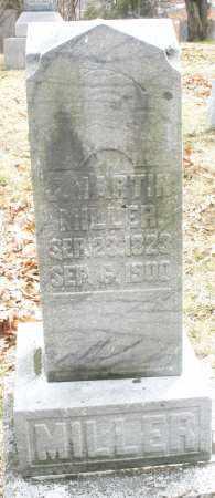 MILLER, J. MARTIN - Montgomery County, Ohio | J. MARTIN MILLER - Ohio Gravestone Photos