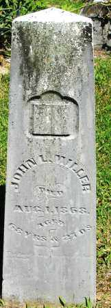 MILLER, JOHN L. - Montgomery County, Ohio | JOHN L. MILLER - Ohio Gravestone Photos