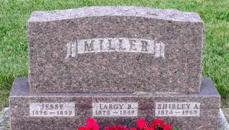 MILLER, LAROY B. - Montgomery County, Ohio   LAROY B. MILLER - Ohio Gravestone Photos