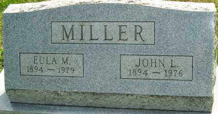MILLER, JOHN L - Montgomery County, Ohio | JOHN L MILLER - Ohio Gravestone Photos