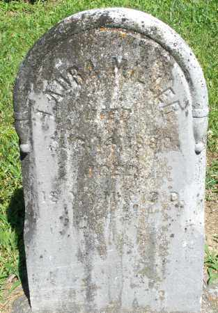 MILLER, LAURA - Montgomery County, Ohio | LAURA MILLER - Ohio Gravestone Photos