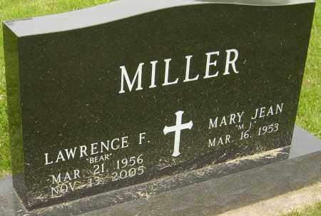 MILLER, LAWRENCE F - Montgomery County, Ohio | LAWRENCE F MILLER - Ohio Gravestone Photos