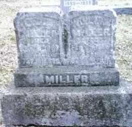 MILLER, LYDIA - Montgomery County, Ohio | LYDIA MILLER - Ohio Gravestone Photos