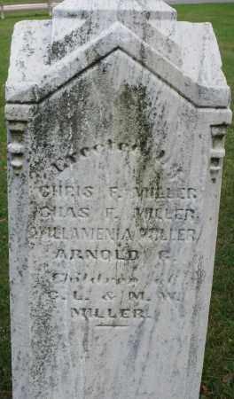 MILLER, MEMORIAL - Montgomery County, Ohio | MEMORIAL MILLER - Ohio Gravestone Photos
