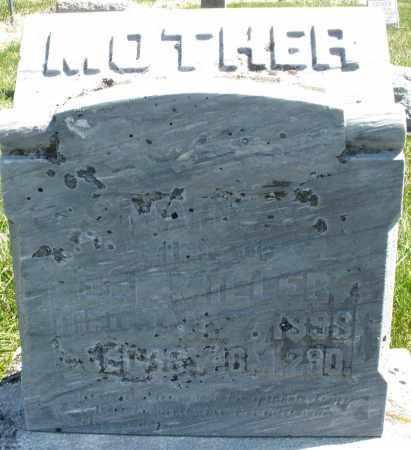 MILLER, MARY A. - Montgomery County, Ohio | MARY A. MILLER - Ohio Gravestone Photos