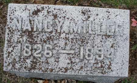 MILLER, NANCY - Montgomery County, Ohio | NANCY MILLER - Ohio Gravestone Photos