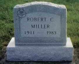 MILLER, ROBERT C. - Montgomery County, Ohio   ROBERT C. MILLER - Ohio Gravestone Photos