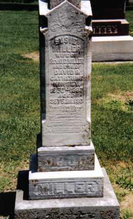 MILLER, SUSIE - Montgomery County, Ohio | SUSIE MILLER - Ohio Gravestone Photos