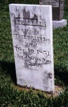 MILLER, SUSANNAH - Montgomery County, Ohio   SUSANNAH MILLER - Ohio Gravestone Photos