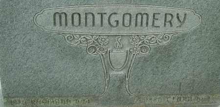 MONTGOMERY, RAYMOND - Montgomery County, Ohio | RAYMOND MONTGOMERY - Ohio Gravestone Photos