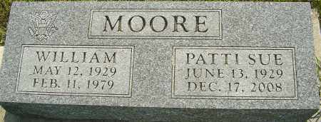 MOORE, WILLIAM - Montgomery County, Ohio   WILLIAM MOORE - Ohio Gravestone Photos