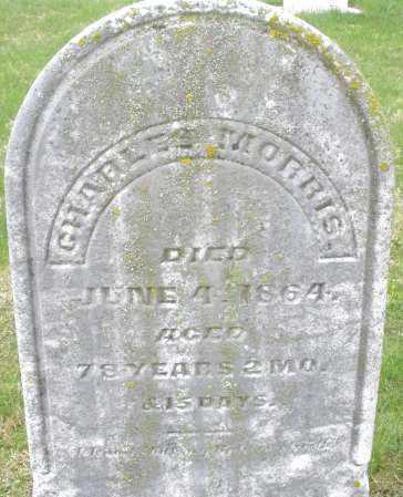 MORRIS, CHARLES - Montgomery County, Ohio | CHARLES MORRIS - Ohio Gravestone Photos