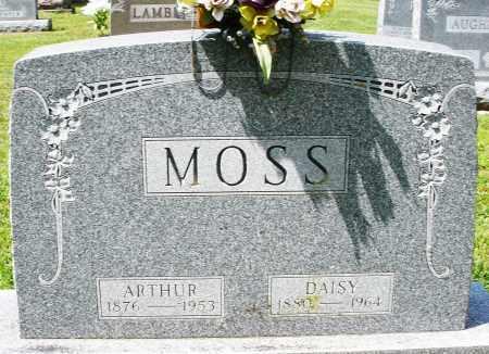MOSS, DAISY - Montgomery County, Ohio | DAISY MOSS - Ohio Gravestone Photos