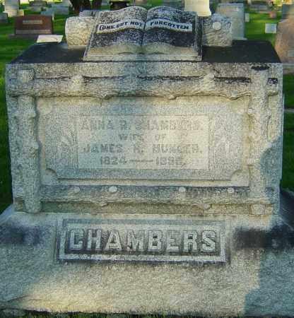 MUNGER, ANNA R - Montgomery County, Ohio   ANNA R MUNGER - Ohio Gravestone Photos