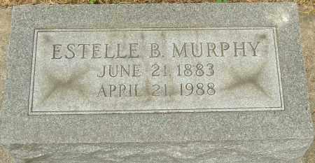 GUNTER MURPHY, ESTELLE BLANCH - Montgomery County, Ohio | ESTELLE BLANCH GUNTER MURPHY - Ohio Gravestone Photos