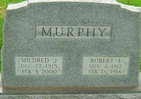 MURPHY, ROBERT E - Montgomery County, Ohio | ROBERT E MURPHY - Ohio Gravestone Photos