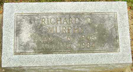 MURPHY, RICHARD D - Montgomery County, Ohio | RICHARD D MURPHY - Ohio Gravestone Photos