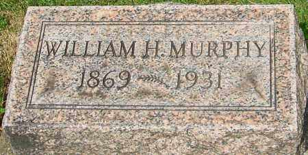 MURPHY, WILLIAM H - Montgomery County, Ohio | WILLIAM H MURPHY - Ohio Gravestone Photos