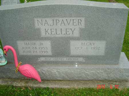 NAJPAVER JR, HANK - Montgomery County, Ohio | HANK NAJPAVER JR - Ohio Gravestone Photos