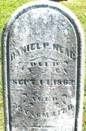 NEAD, DANIEL P. - Montgomery County, Ohio   DANIEL P. NEAD - Ohio Gravestone Photos