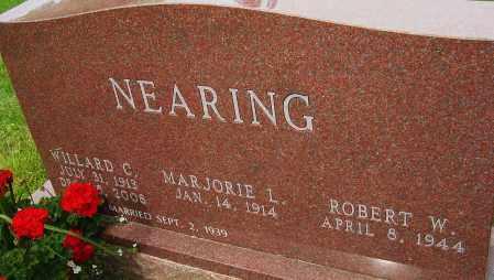 NEARING, WILLARD C - Montgomery County, Ohio | WILLARD C NEARING - Ohio Gravestone Photos