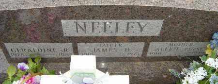 NEELEY, GERALDINE R - Montgomery County, Ohio | GERALDINE R NEELEY - Ohio Gravestone Photos