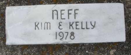 NEFF, KELLY - Montgomery County, Ohio   KELLY NEFF - Ohio Gravestone Photos