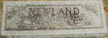 FIELDS NEWLAND, JENNIE - Montgomery County, Ohio | JENNIE FIELDS NEWLAND - Ohio Gravestone Photos