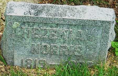 NORRIS, HEZEKIAH - Montgomery County, Ohio | HEZEKIAH NORRIS - Ohio Gravestone Photos