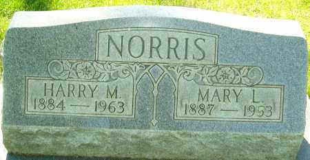 NORRIS, HARRY M - Montgomery County, Ohio | HARRY M NORRIS - Ohio Gravestone Photos