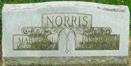 NORRIS, MARTHA JANE - Montgomery County, Ohio | MARTHA JANE NORRIS - Ohio Gravestone Photos