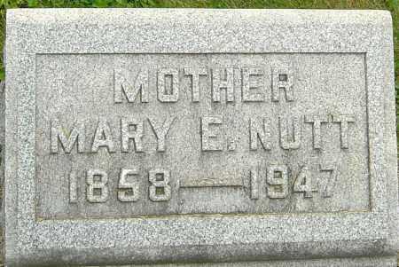 NUTT, MARY EVA - Montgomery County, Ohio | MARY EVA NUTT - Ohio Gravestone Photos