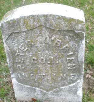 O'BRIEN, PETER - Montgomery County, Ohio | PETER O'BRIEN - Ohio Gravestone Photos