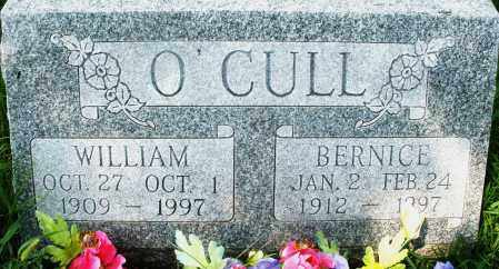 "O'CULL, WILLIAM EDWARD ""DOC"" - Montgomery County, Ohio | WILLIAM EDWARD ""DOC"" O'CULL - Ohio Gravestone Photos"