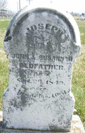 OLDFATHER, JOSEPH - Montgomery County, Ohio   JOSEPH OLDFATHER - Ohio Gravestone Photos
