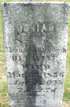 OLEWINE, JOSIAH - Montgomery County, Ohio   JOSIAH OLEWINE - Ohio Gravestone Photos