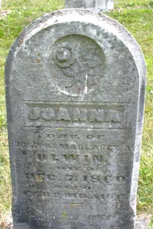 OLEWINE, JOANNA - Montgomery County, Ohio   JOANNA OLEWINE - Ohio Gravestone Photos