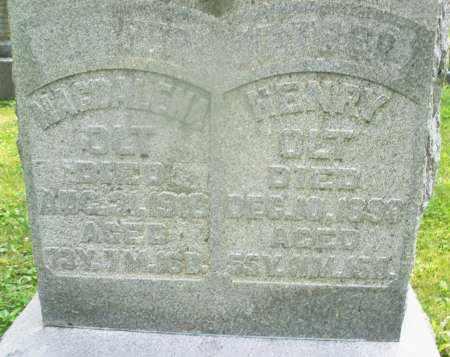 OLT, HENRY - Montgomery County, Ohio | HENRY OLT - Ohio Gravestone Photos