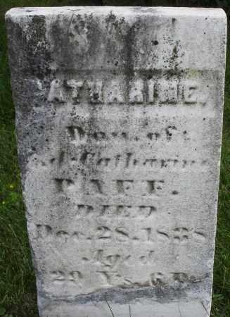 PAFF, CATHARINE - Montgomery County, Ohio   CATHARINE PAFF - Ohio Gravestone Photos