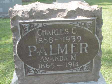 PALMER, CHARLES C. - Montgomery County, Ohio | CHARLES C. PALMER - Ohio Gravestone Photos
