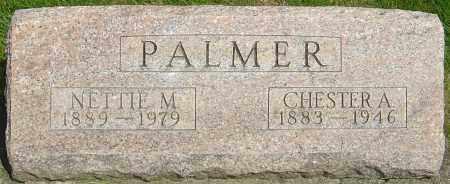 PALMER, NETTIE M - Montgomery County, Ohio | NETTIE M PALMER - Ohio Gravestone Photos