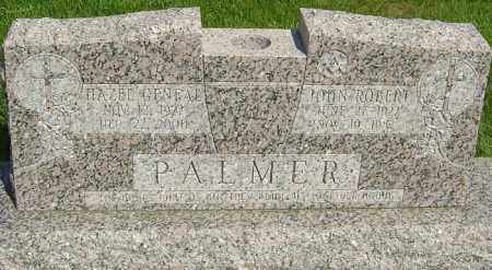 PALMER, JOHN ROBERT - Montgomery County, Ohio | JOHN ROBERT PALMER - Ohio Gravestone Photos
