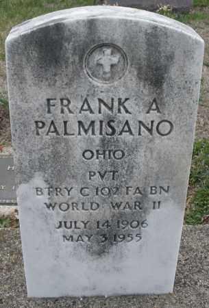 PALMISANO, FRANK A. - Montgomery County, Ohio | FRANK A. PALMISANO - Ohio Gravestone Photos