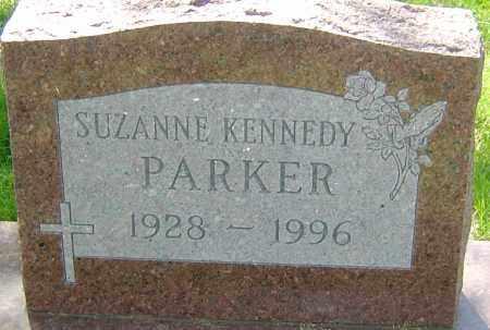 PARKER, SUZANNE - Montgomery County, Ohio | SUZANNE PARKER - Ohio Gravestone Photos