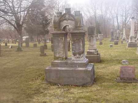 PATTEN, ELIZABETH A. - Montgomery County, Ohio | ELIZABETH A. PATTEN - Ohio Gravestone Photos
