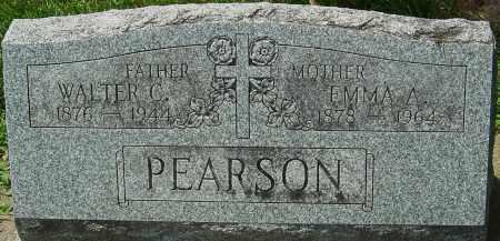 PEARSON, EMMA A - Montgomery County, Ohio | EMMA A PEARSON - Ohio Gravestone Photos