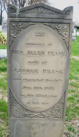 PEASE, ELLEN - Montgomery County, Ohio | ELLEN PEASE - Ohio Gravestone Photos