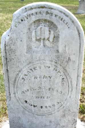 PECK, JAMES W. - Montgomery County, Ohio | JAMES W. PECK - Ohio Gravestone Photos