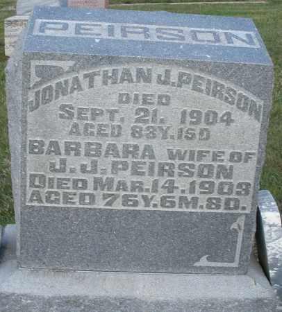 PEIRSON, BARBARA - Montgomery County, Ohio | BARBARA PEIRSON - Ohio Gravestone Photos