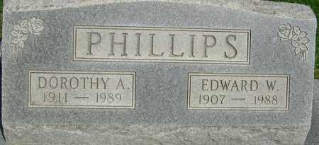 ALLEN PHILLIPS, DOROTHY - Montgomery County, Ohio | DOROTHY ALLEN PHILLIPS - Ohio Gravestone Photos